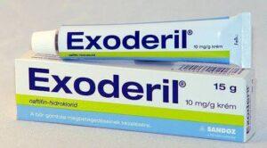 Exoderil Krem Nedir? – İşe Yarıyor mu – Kullanıcı Yorumları