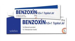 Benzoxin Krem Nedir,Ne İşe Yarar,Kullanıcı Yorumları