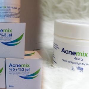 Acnemix Jel Nedir, Ne İşe Yarar, Fiyatı, Muadili ve Kullanıcı Yorumları