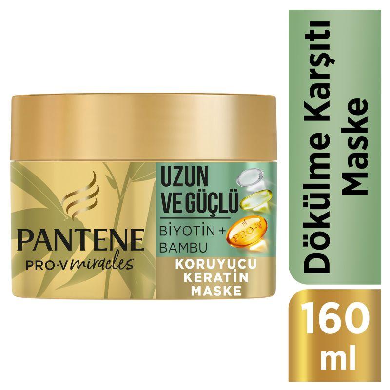 Pantene bambu ve biotinli saç maskesi nedir, Pantene bambu ve biotinli saç maskesi ne işe yarar, Pantene bambu ve biotinli saç maskesi kullananlar