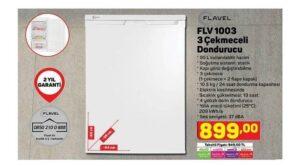 Flavel FLV 1003 3 Çekmeceli Derin Dondurucu Özellikleri ve Kullananların Yorumları