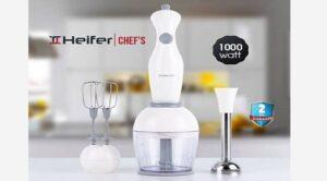 Heifer Chef's Blender Seti Özellikleri ve Yorumları