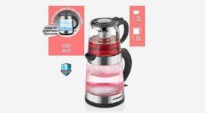 Schwartz Cam Çay Makinesi Özellikleri, Fiyatı ve Kullanıcı Yorumları