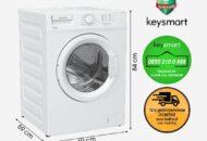 Keysmart 8 Kg Çamaşır Makinesi Özellikleri, Fiyatı ve Kullananların Yorumları